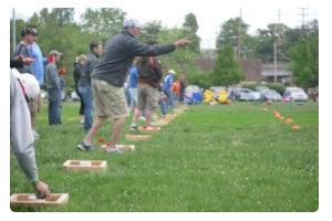 Washers 4 Wellness – Washers Tournament